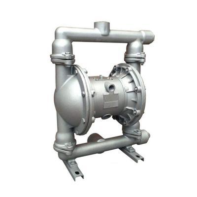 内蒙古QBY型不锈钢气动隔膜泵
