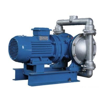 内蒙古DBY型不锈钢防爆电动隔膜泵