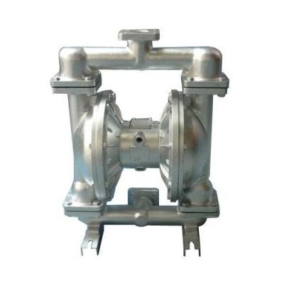 内蒙古QBY铝合金气动隔膜泵