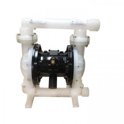 内蒙古QBY型工程塑料气动隔膜泵